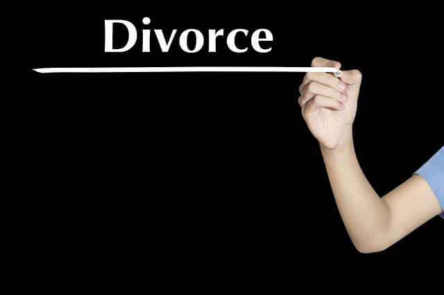 In Texas, Divorce Can Be Taxing