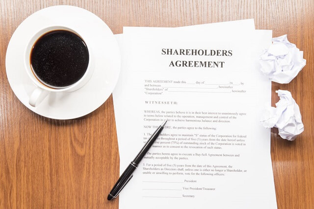 The Must Have Provisions In Any Shareholder Agreement