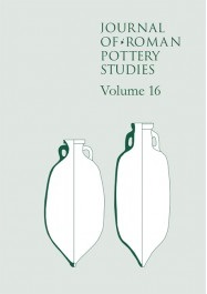 Journal of Roman Pottery Studies, volume 16