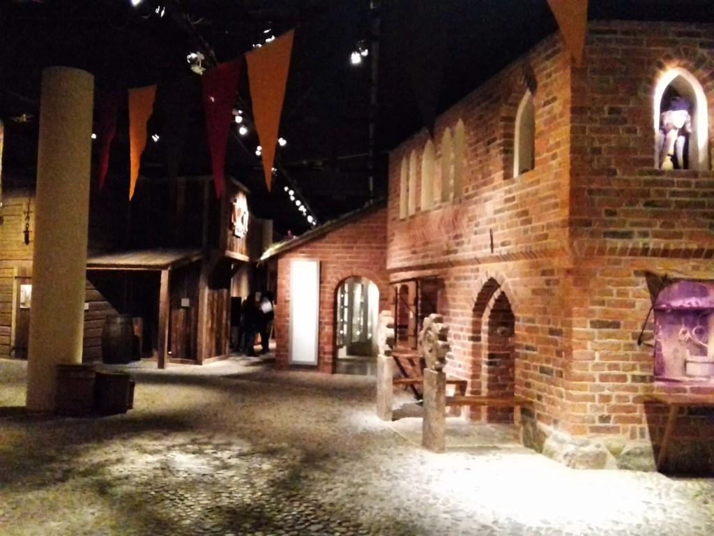 Средневековая деревня, Стокгольм