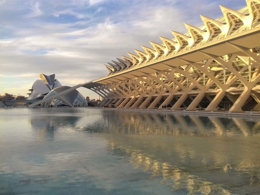 City of Arts and Sciences in Valencia, must thing to do
