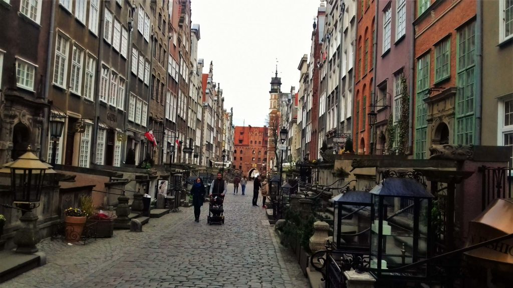 Mariacka Street, Gdansk in 1 day