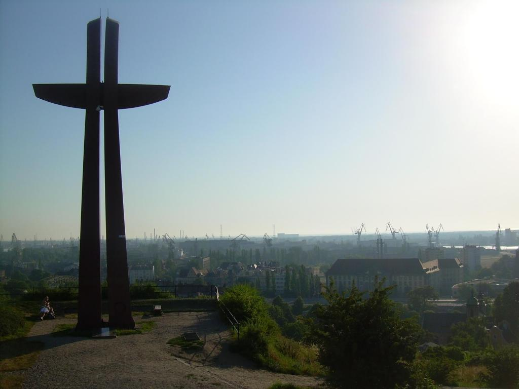 Gradowa Hill in Gdansk, unusual places to visit in Gdansk