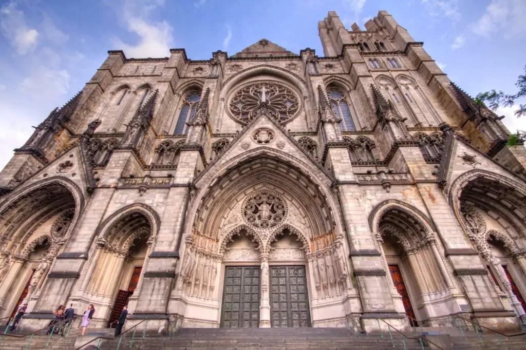Кафедральный собор святого Георгия в Нью-Йорке