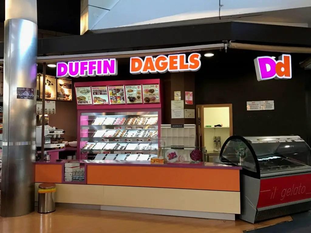 Пончики Даффин Дагелс, Овиедо