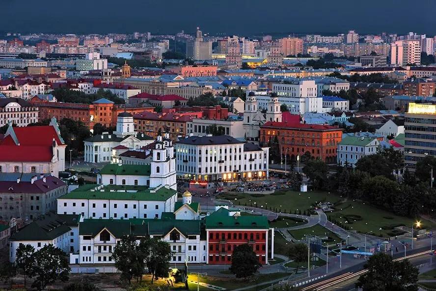 Минск, самый дешевый город в Европе