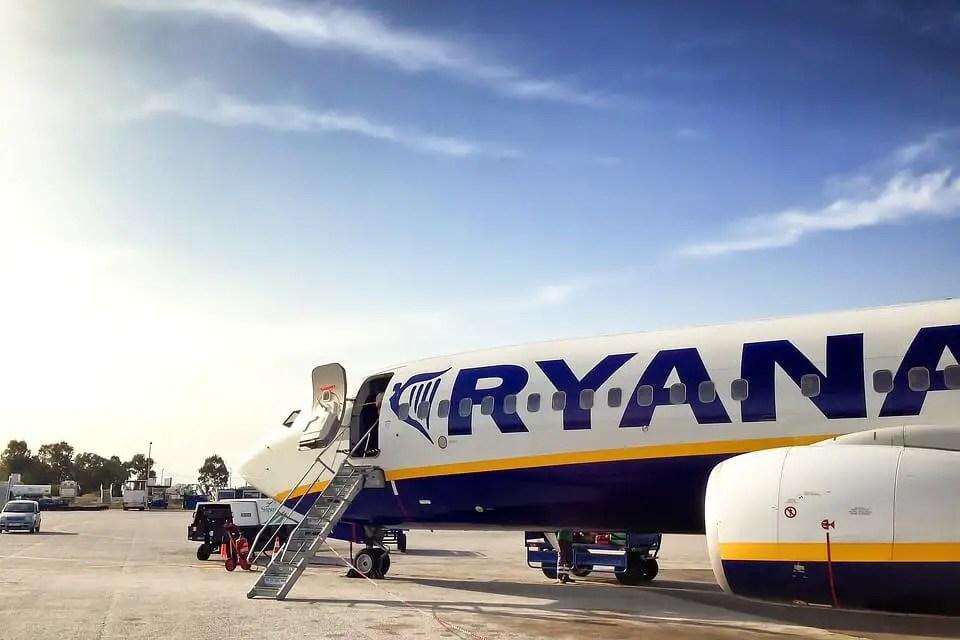 ryanair lowcost airline