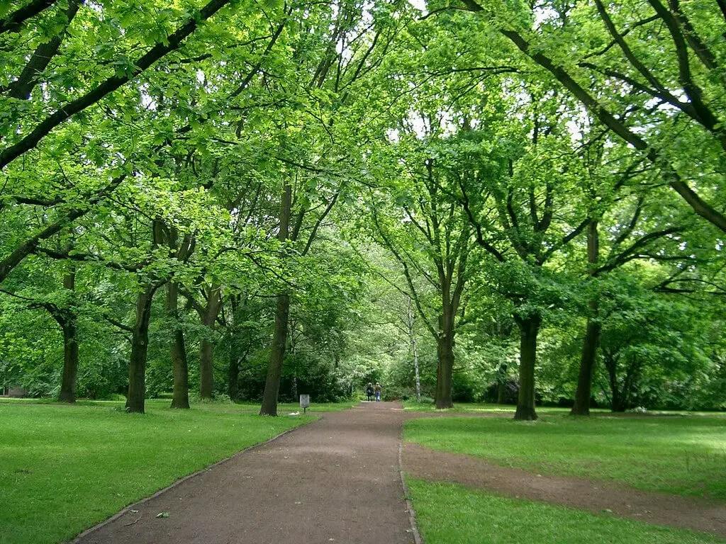 Tiergarten in Berlin, 2-day itinerary
