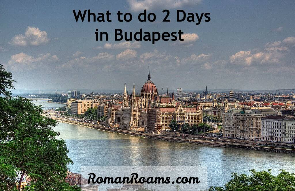 Parliament building, what to do 2 days in Budapest travel guide