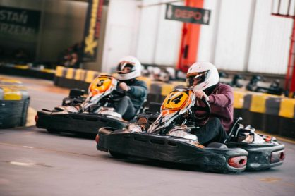 Carting A1 Karting in Warsaw, activities