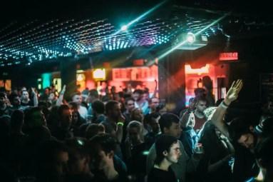 Corvin club in Budapest