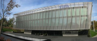 Museum of Fifa, headquarters of Fifa in Zurich