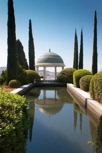 Botanical garden of Malaga, Top attractions
