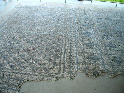 Augst forum mosaic