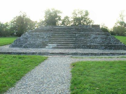 Augst Schönbuhl temple