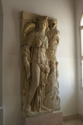 Frieze in Carthage museum