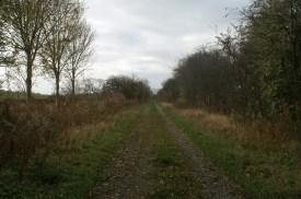 Elslack railway line