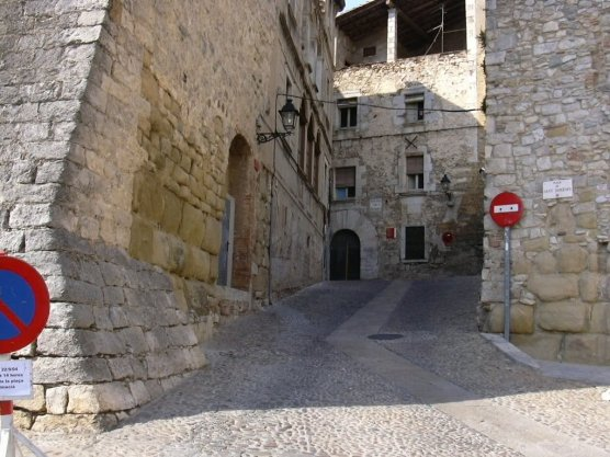Girona east gate