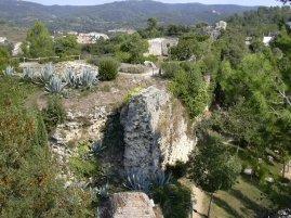 Girona walls