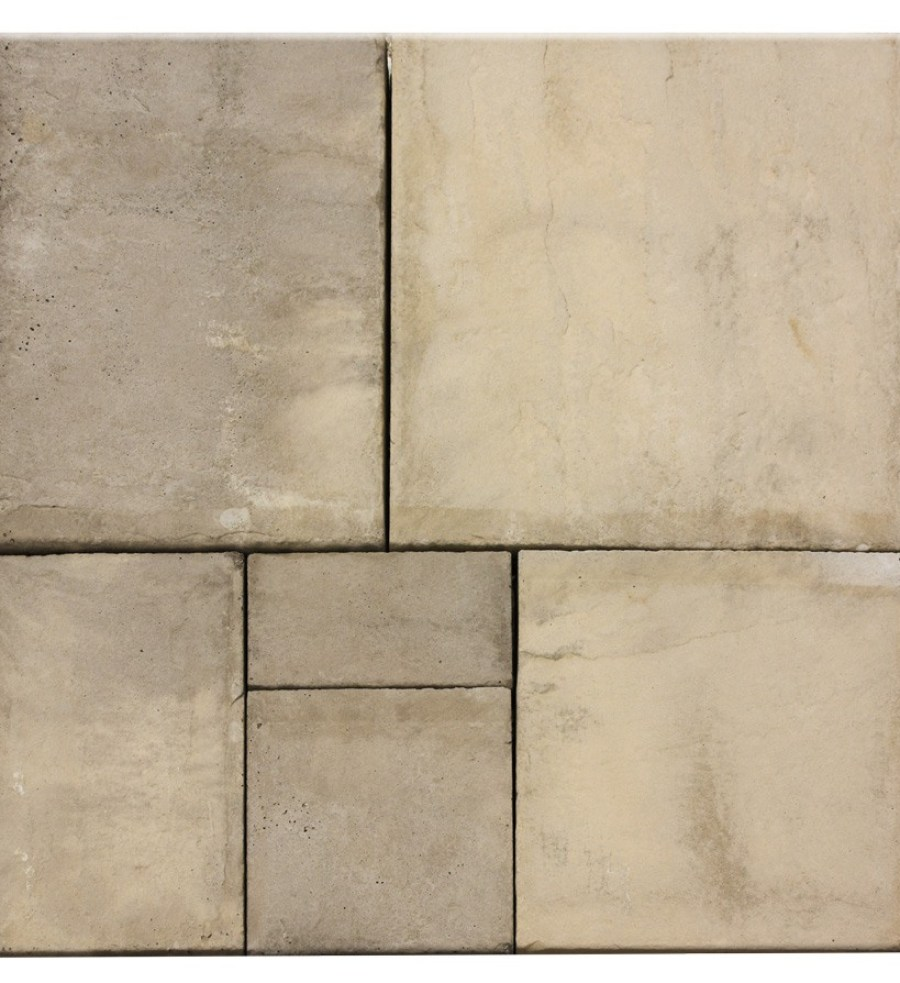 Dimensional Flagstone Layer