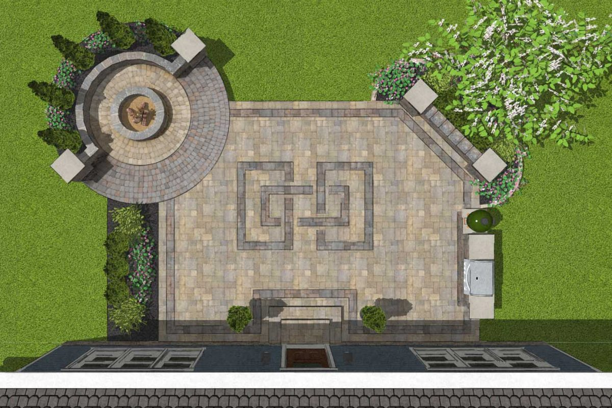 5 steps to designing your dream patio