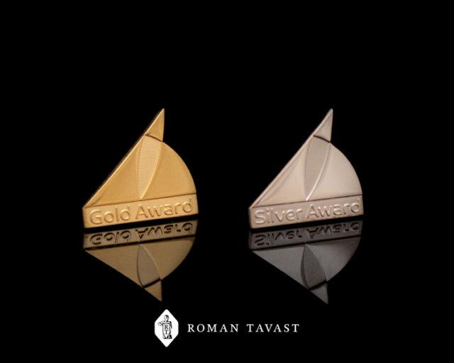 World Sailing Award Lapel Pins