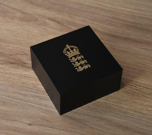 England & Wales Cricket Board badges box