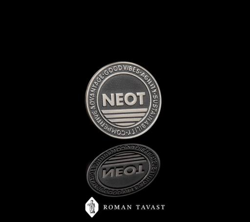 Lapel pin for NEOT