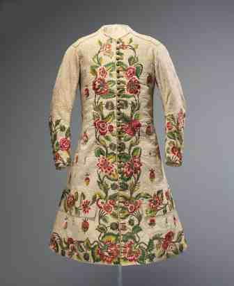 Early 18th c man's waistcoat