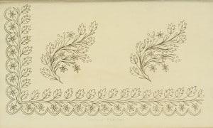 June 1826 Muslin Pattern