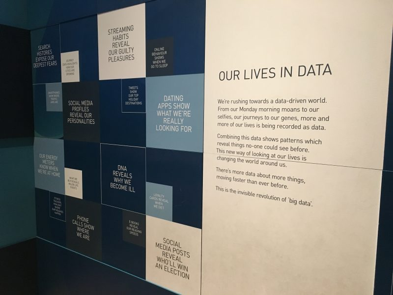 Our lives in data 1