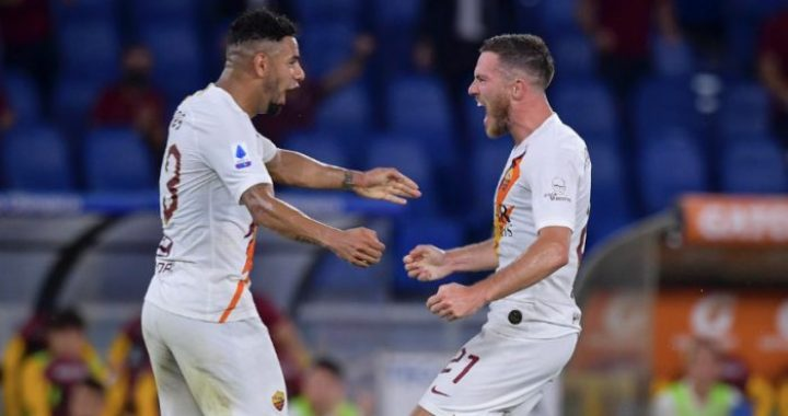 "Roma 2-1 Parma, Veretout: ""When we're united, we can do great ..."