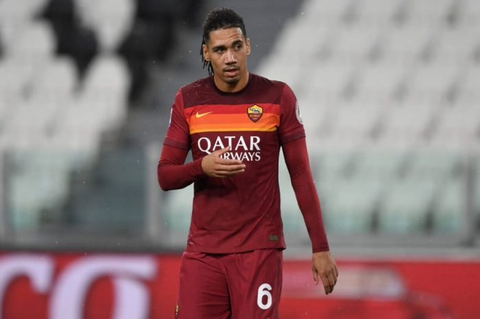 Chris Smalling reportedly keen on Roma move amid Newcastle United speculation