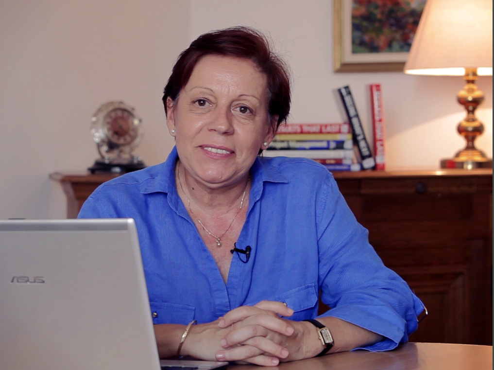 Webinar despre eficiență cu Carmen Sasu