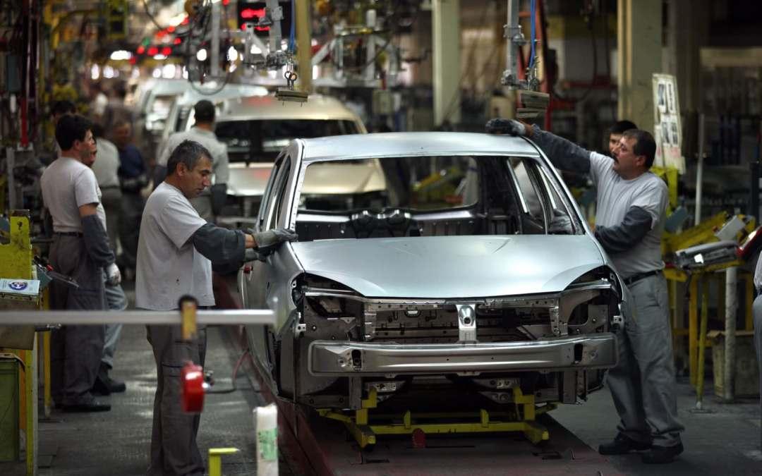 România, topul celor mai mari producători de maşini din Europa şi câteva întrebări