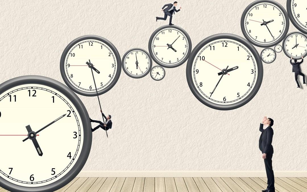 Întârziaţi în era eficienţei şi a organizării timpului