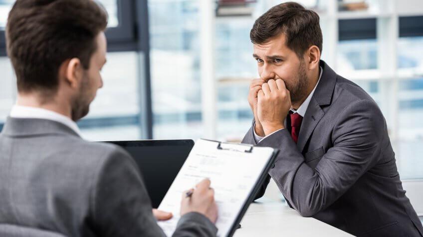 Greșeli de evitat la interviul de angajare