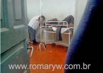Acidente em Tasso Fragoso deixa dois jovens em estado grave
