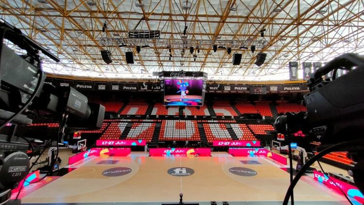 Selección Femenina Baloncesto - Valencia Noviembre 2020