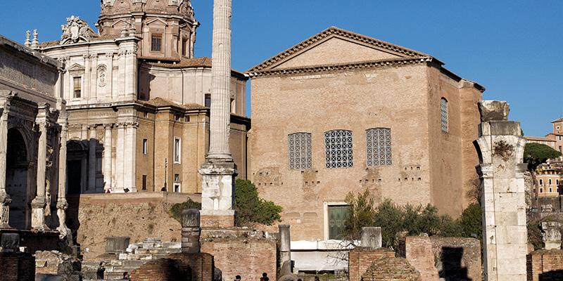 Rome Trastevere Area
