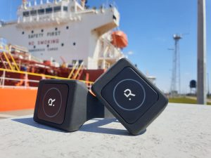 Rombit Romware Covid Radius wearable for corona and worker safety solutions