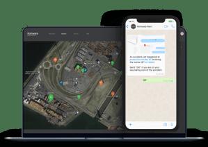 Romware Real-Time monitoring