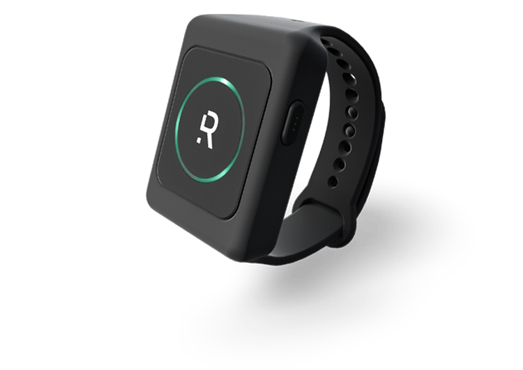 rombit romware wearable for social distancing, worker safety, site security