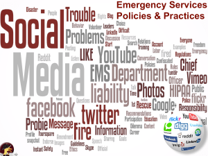 Social Media Policies and Practices