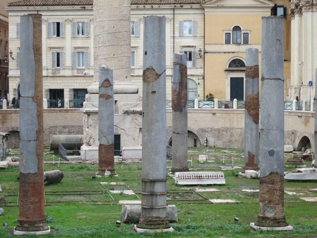 Fora Imperatorum Rome S Expanding Downtown