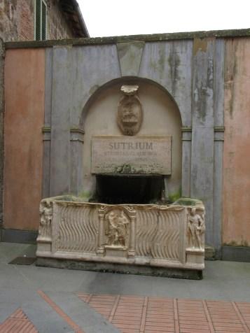 Fountain of Sutri