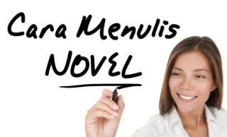 menulis novel