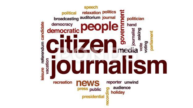 jurnalisme warga citizen journalism