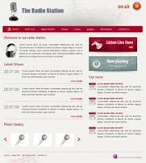 radio online template7