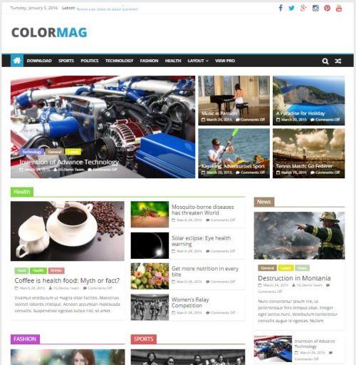 colormag-magazine-news-wp-theme-terbaru